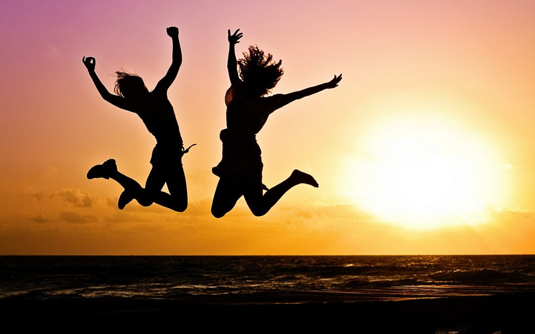 ¿Qué te hace feliz?